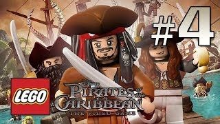 We Play: LEGO: The Pirates of the Caribbean - Smuggler