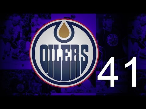 NHL 17:FRANCHISE MODE Edmonton Oilers  Ep 41- PLAYOFFS