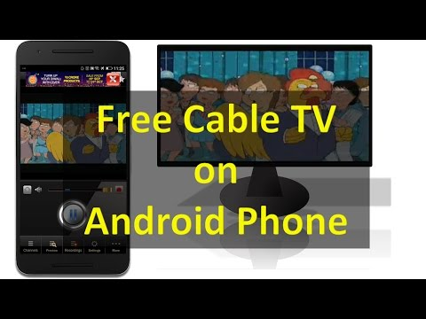 Watch Free Cable TV Live TV On Any Android Smartphone Without Subscription Or Sign Up