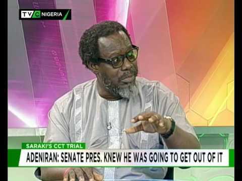 Debo Adeniran dissects the CCT's acquittal of Senate President Bukola Saraki