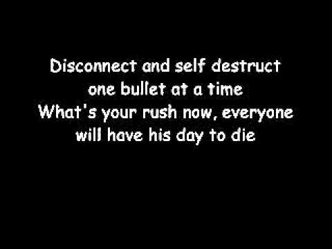 A perfect Circle - The Outsider (Lyrics)