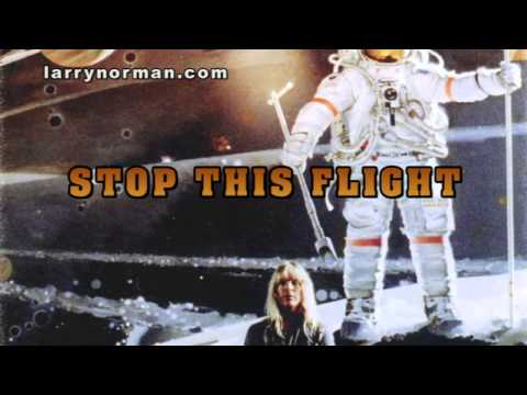 "Larry Norman - Radio Interview for ""Stop This Flight"""