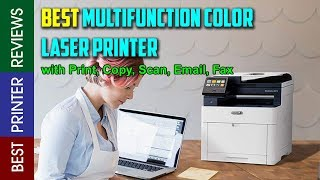 Xerox WorkCentre 6515N - Multifunction Color Laser Printer (Print, Copy, Scan, Email, Fax)
