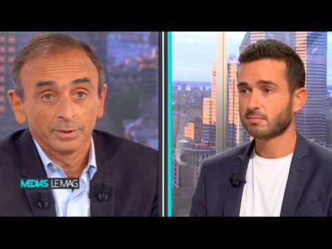 Le « côté rance » de la culture française : Zemmour répond à Apathie