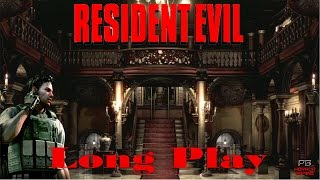 Resident Evil HD REmaster | Full Playthrough | Chris Redfield | Longplay Walkthrough No Commentary
