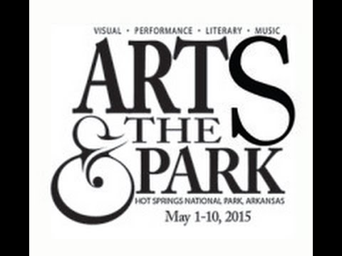 Arts and the park 2017  Hot Springs Arkansas  promotion.        428