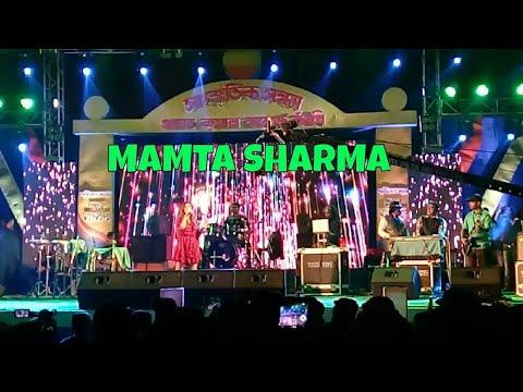 Mamta Sharma   Fevicol Se   Contai PK College Fest 2018