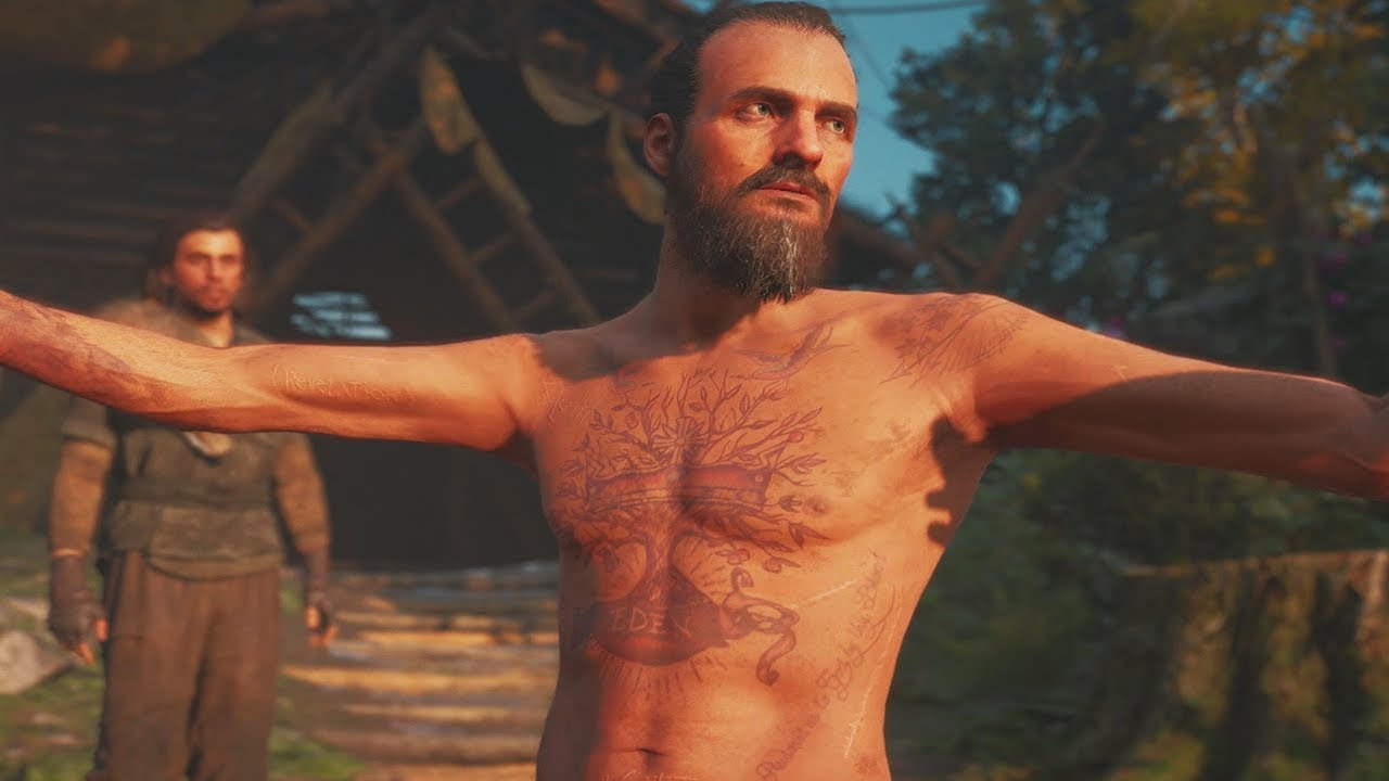 Far Cry New Dawn Joseph Seed The Father Returns To New Eden