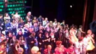 Hairspray - Final Curtain Call & Speech