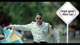 AKSHAY KUMAR new traffic police ad