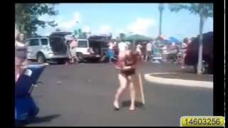 Woman Fails Funny Video.mp4