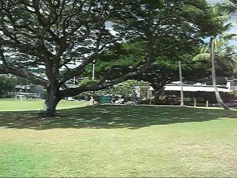 Travel Sight:  Punahou School Honolulu, Hawaii