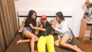 Gambar cover Lil Dicky - Freaky Friday feat. Chris Brown (Official Music Video) PARODY BY 5/1