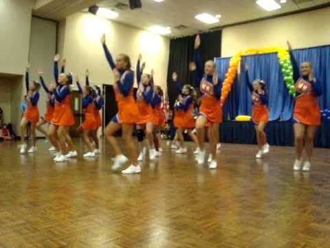 Whitesburg Middle School HomePom twenty tenn!