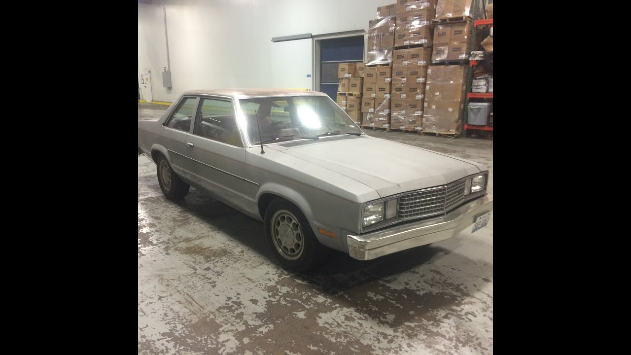 Ford Fairmont For Sale >> 1978 Ford Fairmont For Sale Youtube