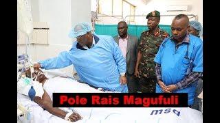 BREAKING: Rais Magufuli afiwa na dada yake wa damu
