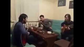 Казахи на гитаре (Ерген и Лукпан)