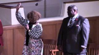Joe Douglass & Spirit of Praise (CRYSTAL AIKEN)