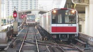 【10A系に初の廃車発生】大阪メトロ御堂筋線1118F