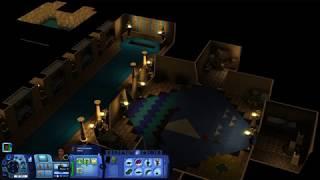Прохождение гробниц в The Sims 3. Египет. Океан пустыни (Небесная пирамида).