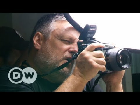 Star photographer and director RANKIN co-hosts a Euromaxx Special