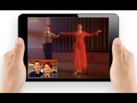 Video App – Learn to Dance on Your Cell Phone/iPad (Android