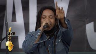 Black Eyed Peas / Rita Marley / Stephen Marley - Get Up, Stand Up (Live 8 2005)