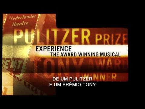 Trailer do filme RENT - Ao Vivo na Broadway