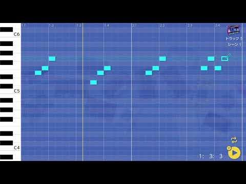 画像2: 04 17 もう1音入れる バレッドプレス KORG Gadget for Nintendo Switch講座 www.youtube.com