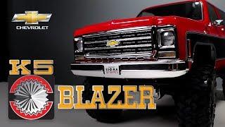 What's New: Traxxas TRX-4 Truck w/ 1979 Chevy K5 Blazer Body