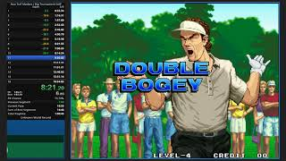 [UD7]Neo Turf Masters - Big Tournament Golf Japan PB 15min45