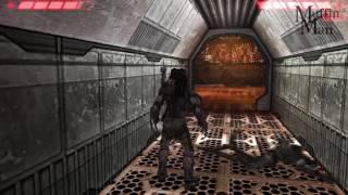 Aliens Vs Predator Requiem PSP Gameplay HD