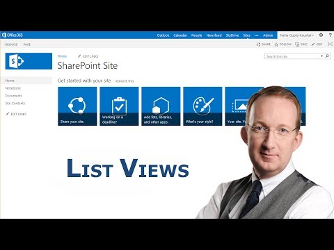 SharePoint List Views For KBase Articles