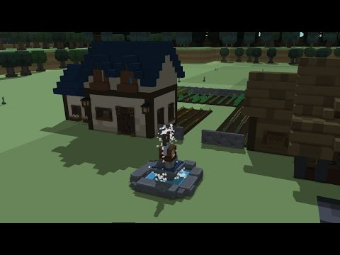Township Aquired | Stonehearth | Alpha 17 | Gameplay