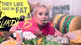 Lardi B - They Like That I'm Fat [Remix | Cardi B - I Like It] - OFFICIAL MUSIC VIDEO