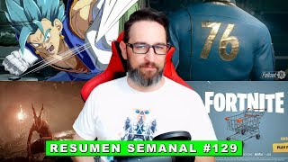 FGC Resumen Semanal PlayStation #129