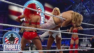 Divas Battle Royal: Tribute to the Troops 2013