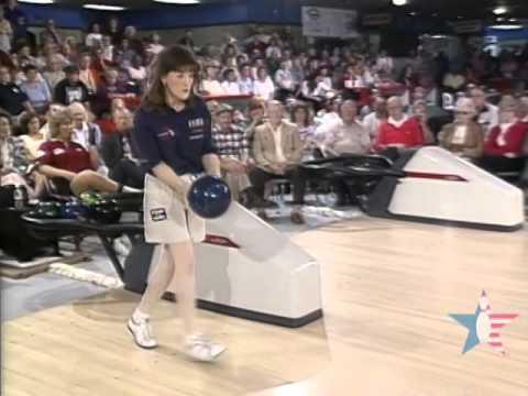 Retro Roll 1999 Usbc Queens Leanne Barrette Vs Dede