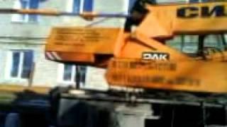 видео Гидроцилиндр подъема стрелы КС-3577 ЦГ-200.160.1395 купить по цене от 148500 руб., описание, фото гидроцилиндра подъема