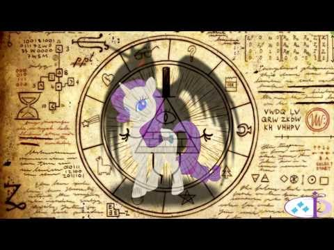 Gravity Falls Secrets Three Letters Back