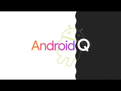 Android Q - Exclusive Hands-on First Look on the Google Pixel 3