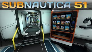 Subnautica #51 | Bisschen Deko - Hüpfende Eier & ein Chipsautomat | Gameplay German Deutsch thumbnail