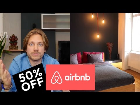 TRAVEL HACK | HOW TO GET 50% OFF AIRBNB BOOKINGS!