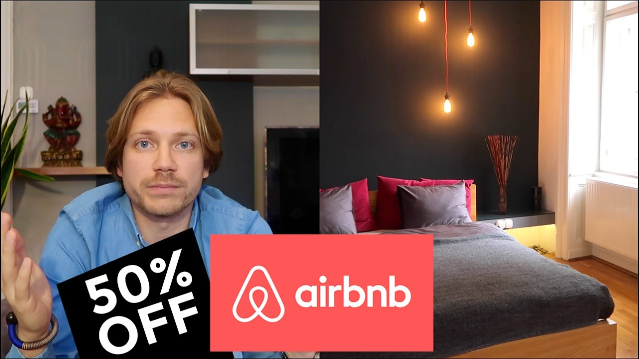 How to Get 50% Discount Off Your Next Airbnb Booking - Emir Dino