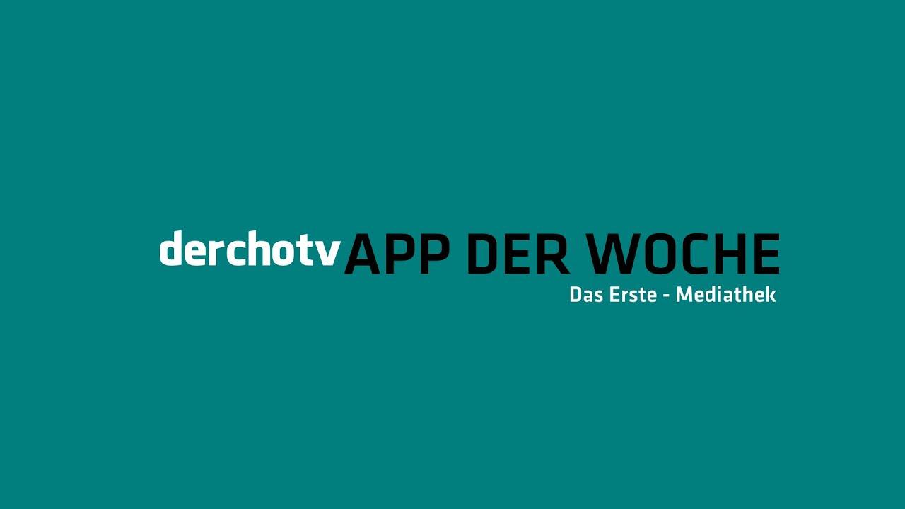 Das Erste Mediathek App