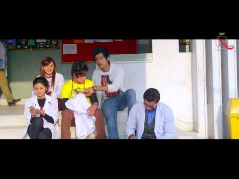 Anmol Kc best dialogue in nepali movie hostel