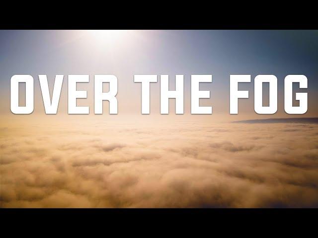 OVER THE FOG With DJI Mavic 2 Pro [4K]