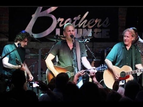Kevin Costner & Modern West with Lily Costner - live  concert -
