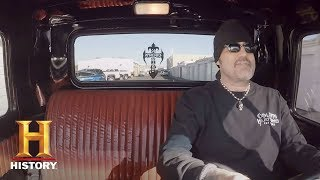 Counting Cars The Count S New Mobile Office Season 7 Episode 1