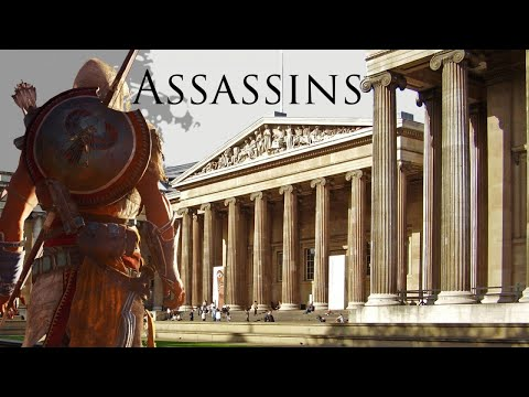 Un assassin au British Museum !